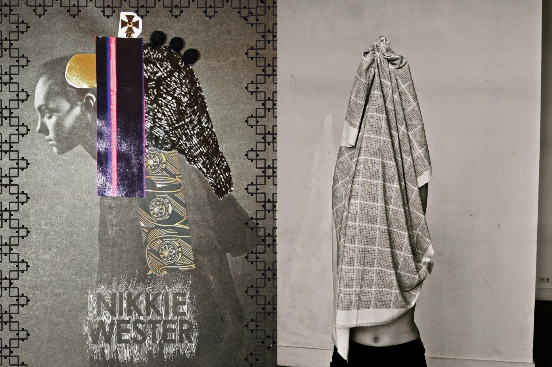 Boek, Textiel en Mode
