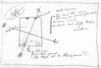 Projectie van een driehoek