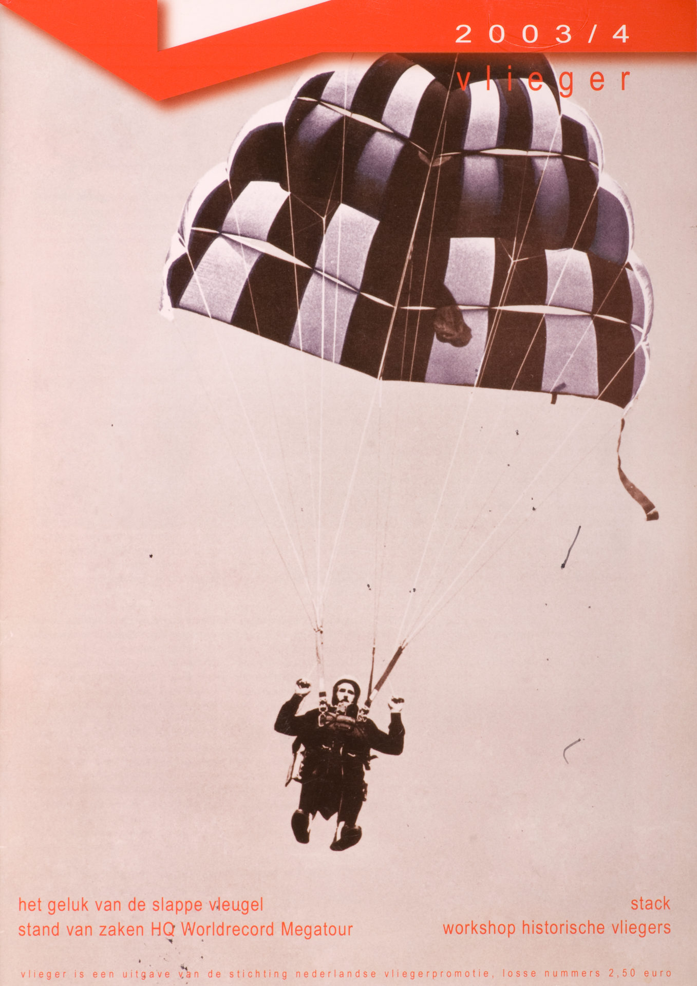 vliegerblad 'covers'