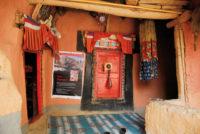 Fietsen in Noord-India